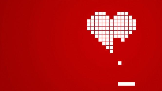 pixel-heart