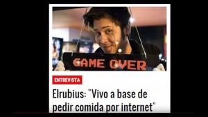 ElRubius se enfada y entra en cólera: descubre la polémica