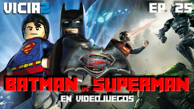 ES Batman contra Superman WHO WINS