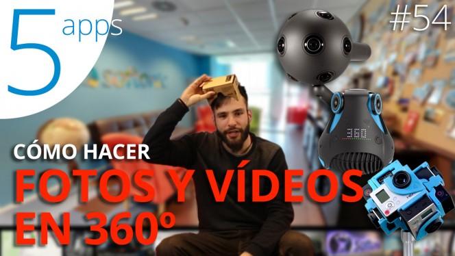 ES iMAGENES Y VIDEOS 360
