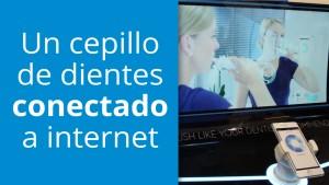 El cepillo que se conecta a internet