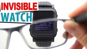 Así son los relojes para copiar en los exámenes, la última moda entre los estudiantes