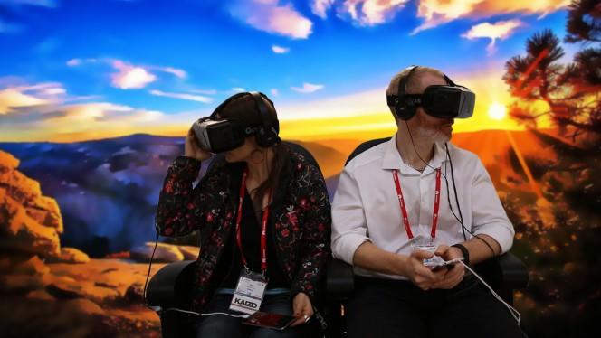 Los próximos pasos de la realidad virtual