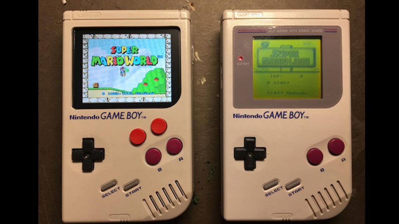 Vuelve la Game Boy original de la forma más alucinante posible: ¿qué es Game Boy Zero?