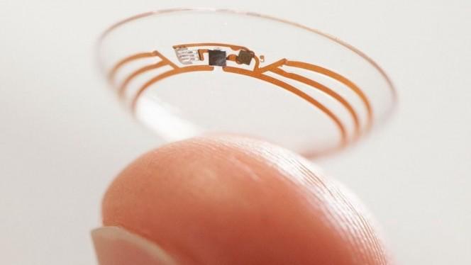El futuro de las cámaras está... ¡en tus ojos!