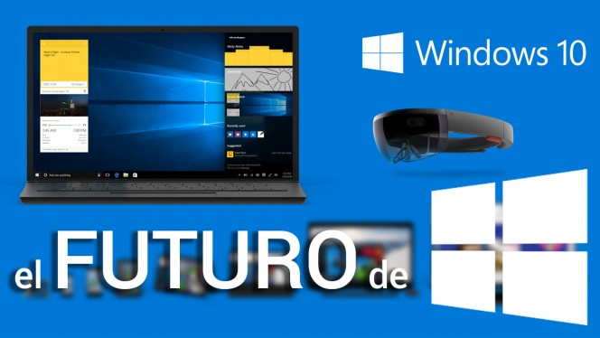 el futuro de Windows 10