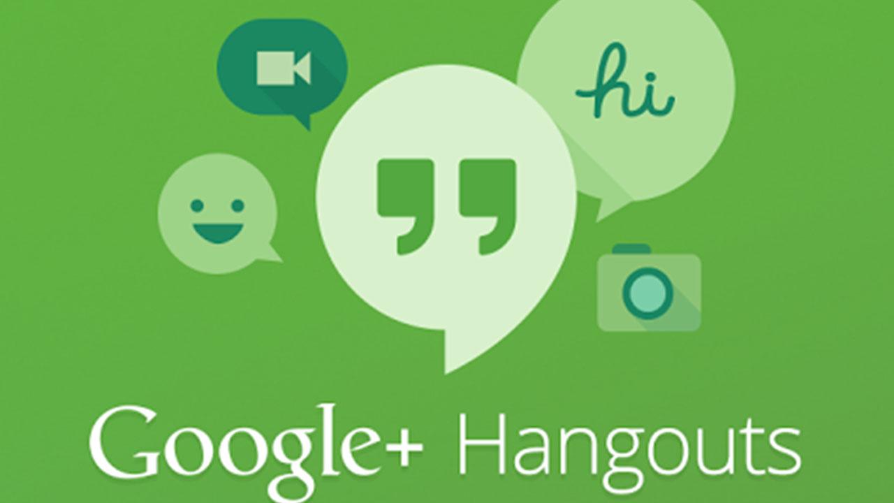 Google Hangouts en iOS recibe su actualización más útil… ¡ya era hora!
