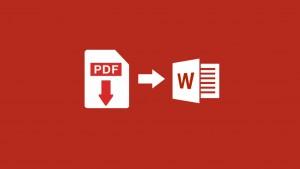 ¿Has descargado un archivo PDF y quieres pasarlo a Word? Así se hace gratis en 4 sencillos pasos
