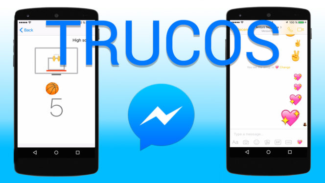 TRUCOS Facebook Messenger