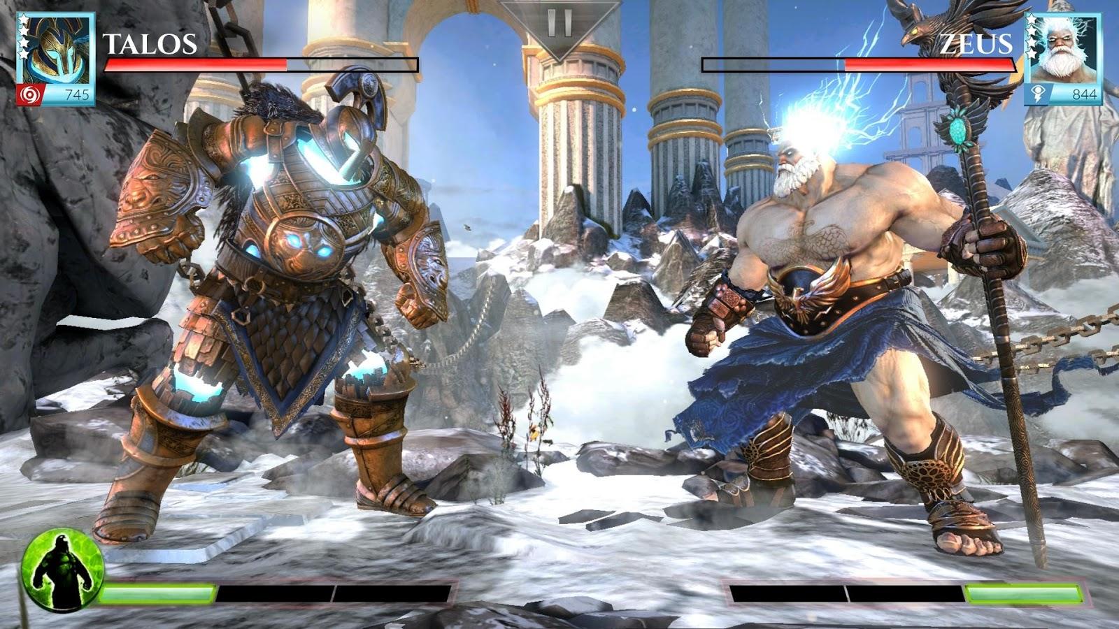 Los mejores juegos gratis - Gods of Rome