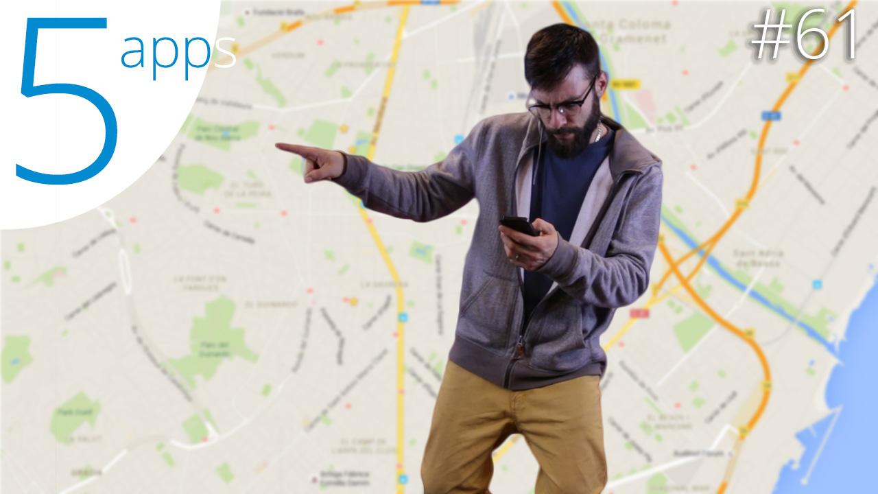 Google Maps: sus 5 mejores alternativas
