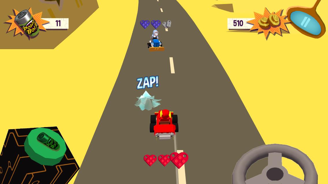 Juegos para tablet gratis - LEGO DC Super Heroes Mighty Micros