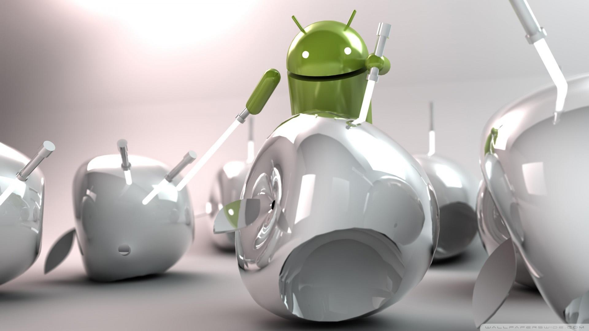 10 fantásticas apps exclusivas de Android que iPhone jamás tendrá