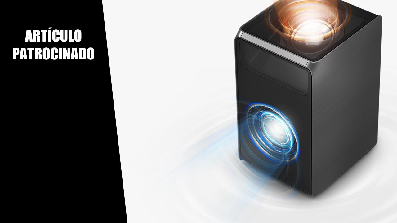 Barra de sonido Samsung HW-K950: el futuro del sonido ya está aquí