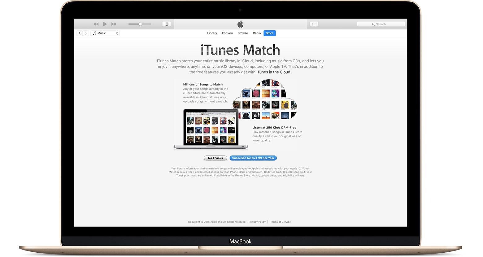 Qué es iTunes Match y por qué deberías usarlo
