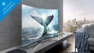 Los televisores curvos de Samsung: disfruta de una experiencia cinematográfica en casa