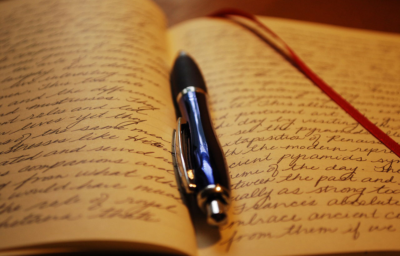 Diarios para escribir online dating
