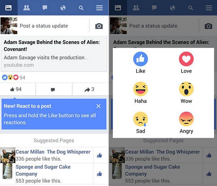 Reacciones-Facebook-Lite