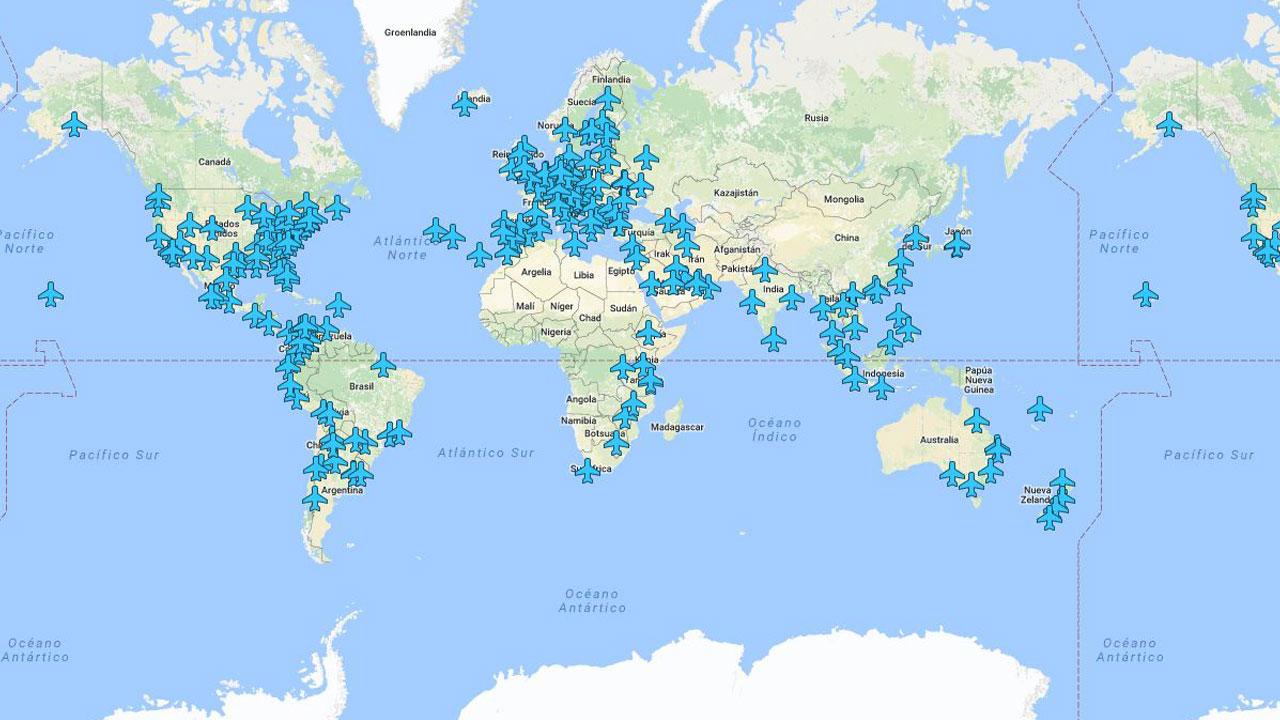 Aquí tienes las contraseñas WiFi de casi todos los aeropuertos del mundo mundial