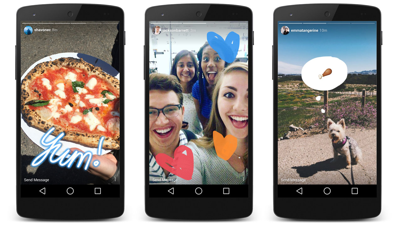 6 Formas Originales De Usar Las Historias De Instagram Facebook