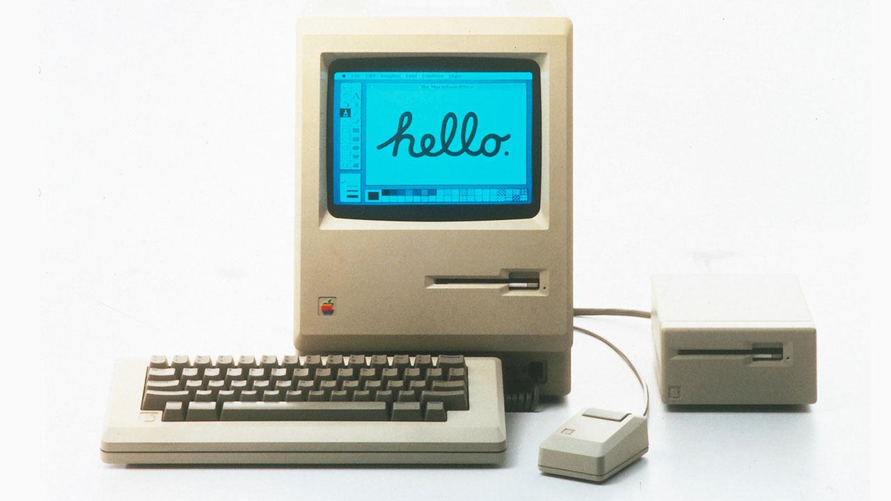 ordenador mac antiguo