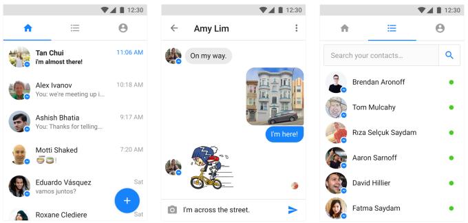 messenger-lite-screenshots