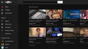 Truco útil de Youtube: cómo pasar a modo oscuro para ver mejor los vídeos