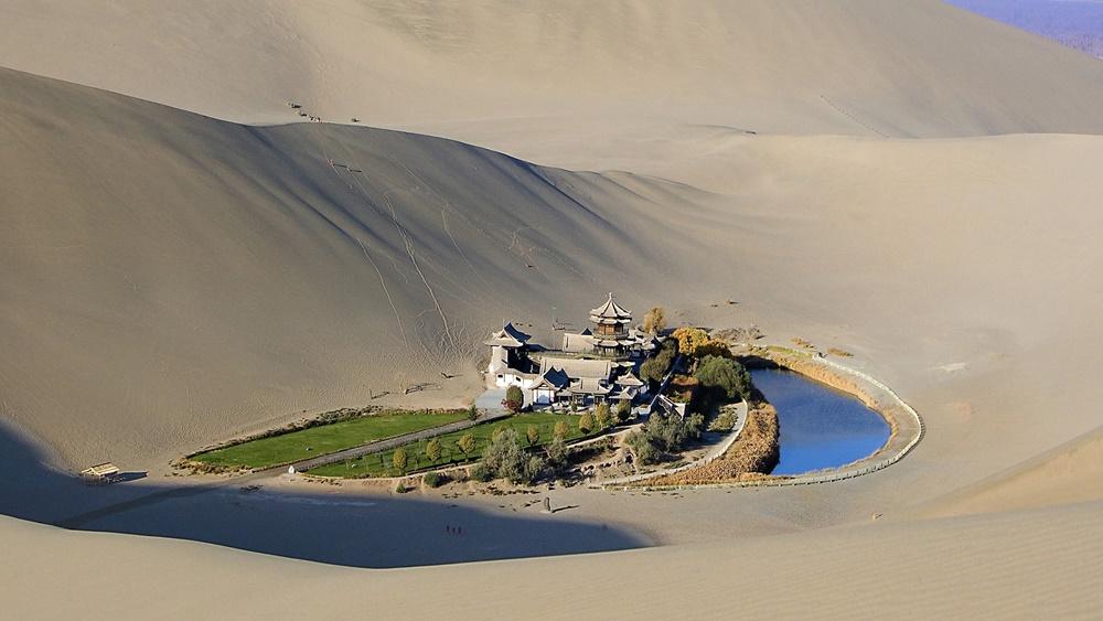 fondo de pantalla desierto