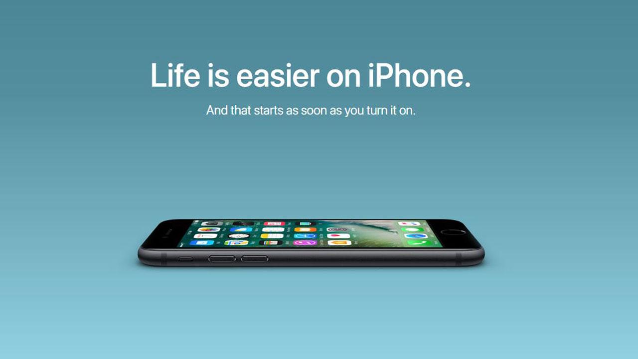 Apple lanza un nuevo plan para convencerte de que abandones tu Android