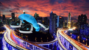 Ya tenemos fecha para el primer coche volador comercial