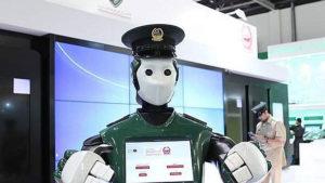 El primer Robocop real ya patrulla por Dubai