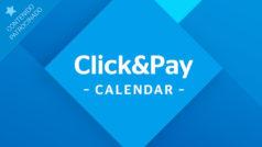 [ID VÁLIDO] Click&Pay Calendar: la mejor forma de tener los pagos de tu negocio bajo control