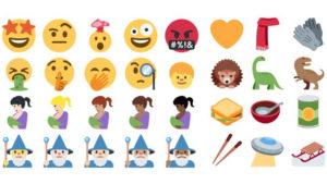 ¿Quieres probar los nuevos emojis de 2017 antes que nadie? Te contamos cómo
