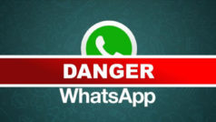 Ignora este mensaje de WhatsApp: es una estafa y de las grandes