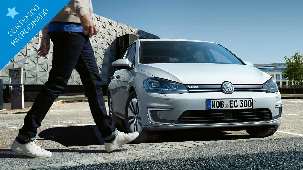 El nuevo e-Golf es más que un coche eléctrico