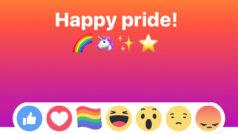 Cómo activar la nueva reacción de Facebook (bandera del orgullo LGTB+)