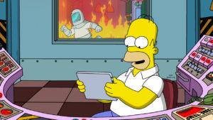 10 predicciones tecnológicas que hicieron Los Simpson y se cumplieron