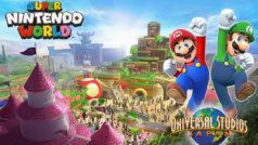 Se muestra el parque de atracciones de Super Mario… ¡queremos ir ya a Japón!