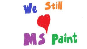 Microsoft resucita a Paint después de que Internet entrara en crisis al saber que el programa iba a morir
