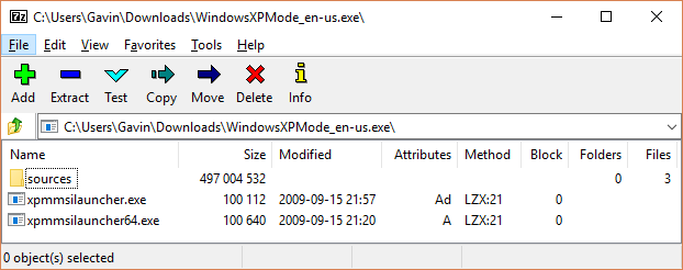 Windows-XP-Mode-Sources