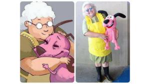 Esta mujer de 50 años triunfa en las redes sociales al demostrar que el cosplay no tiene edad