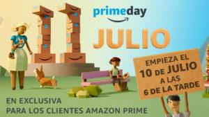 Las mejores ofertas del Amazon Prime Day (lunes 10 de julio)