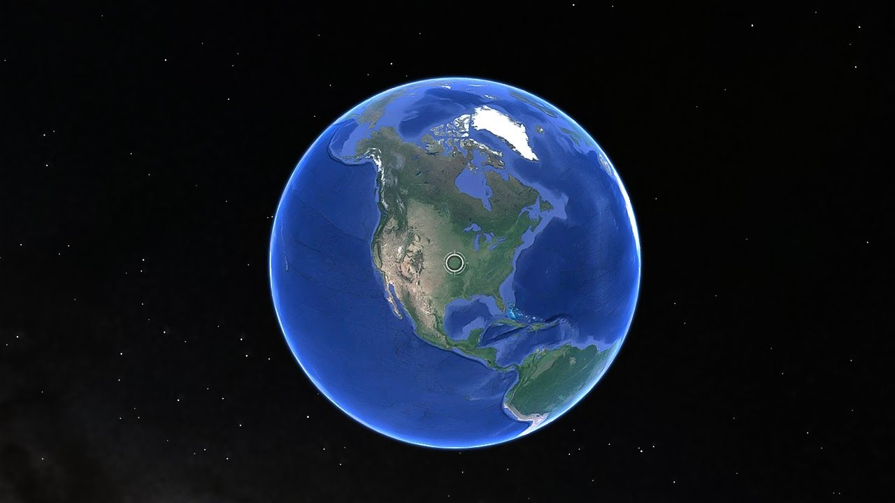 ¿Será Google Earth la red social del futuro?