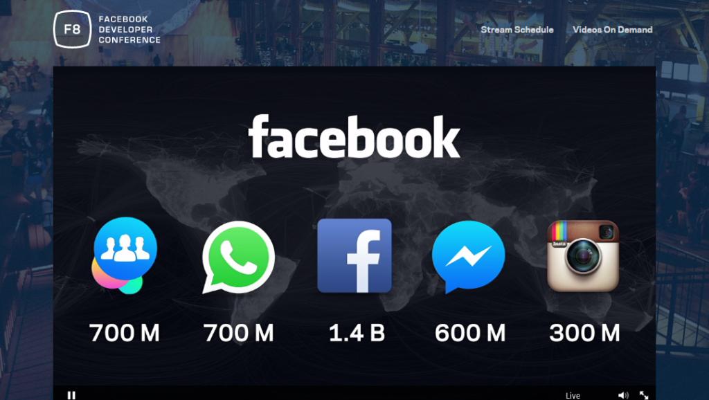 الفيسبوك للعائلات من بين التطبيقات