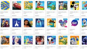 Demanan a Disney por espiar (presuntamente) a los niños a través de sus juegos para móviles