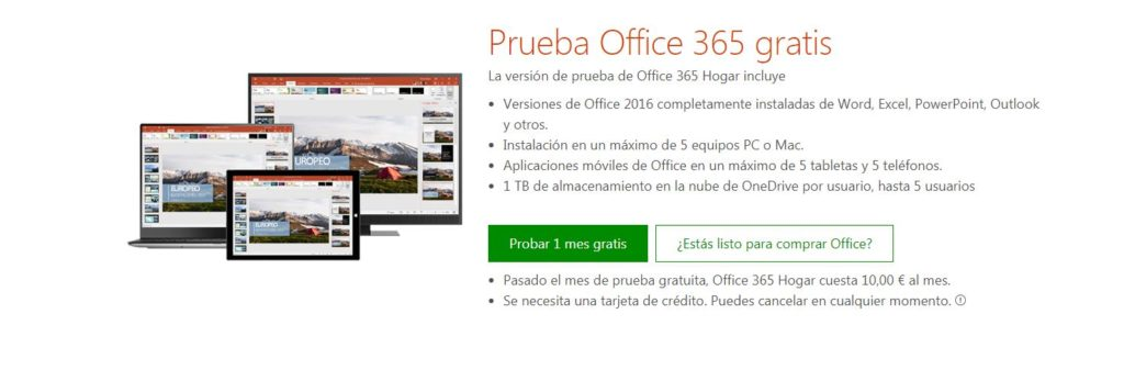 licencia office 365 permanente