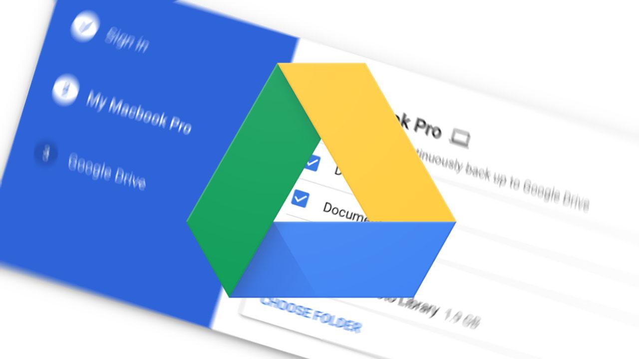 Cómo hacer una copia de seguridad de tus archivos de PC desde Google Drive