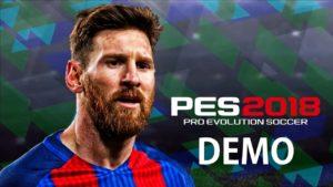 Ya puedes descargar la demo de PES 2018 en PS4, PS3, Xbox One y Xbox 360