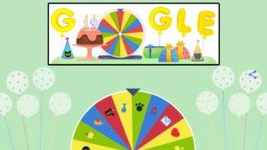 Google celebra su 19º aniversario ofreciendo sus 19 mejores juegos