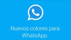 ¿Cambiar el color de WhatsApp? No, estafa que debes evitar